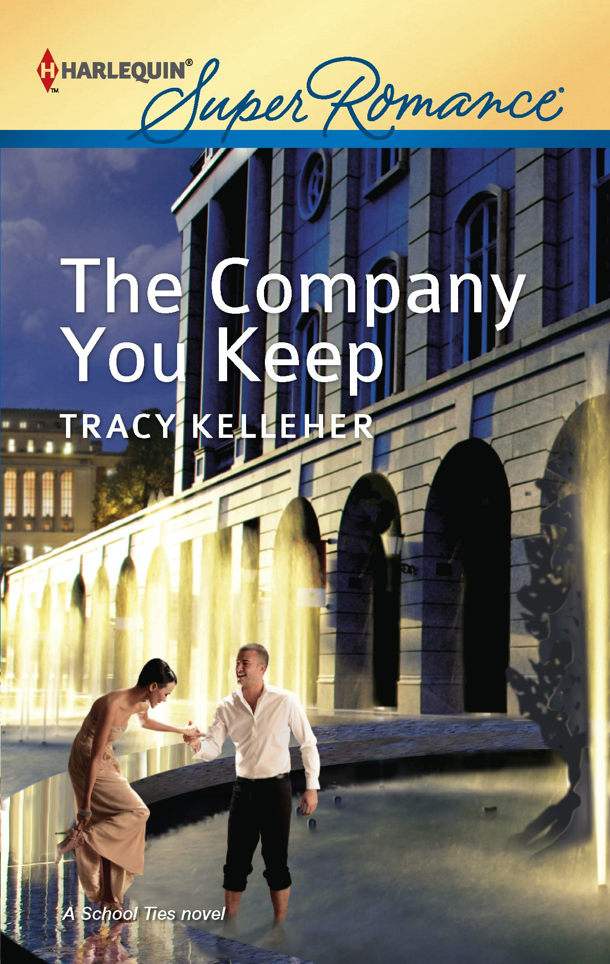 The Company You Keep By: Tracy Kelleher