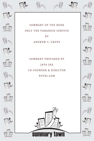 steps to writing a summary
