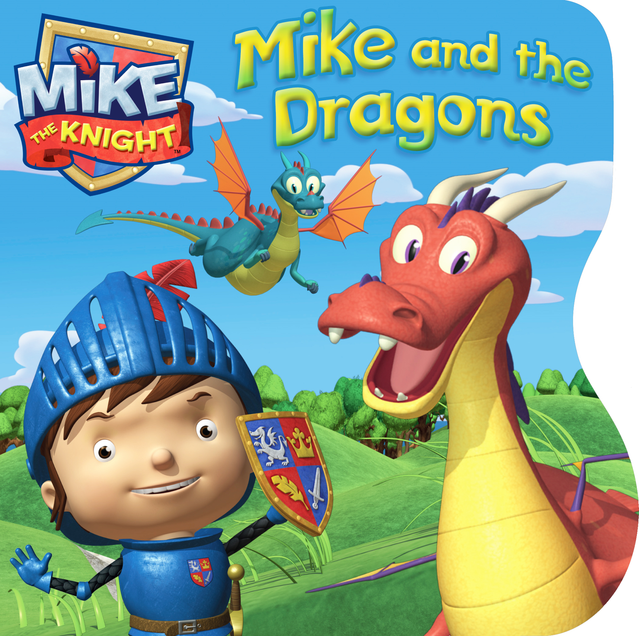 Mike and the Dragons By: Farrah McDoogle