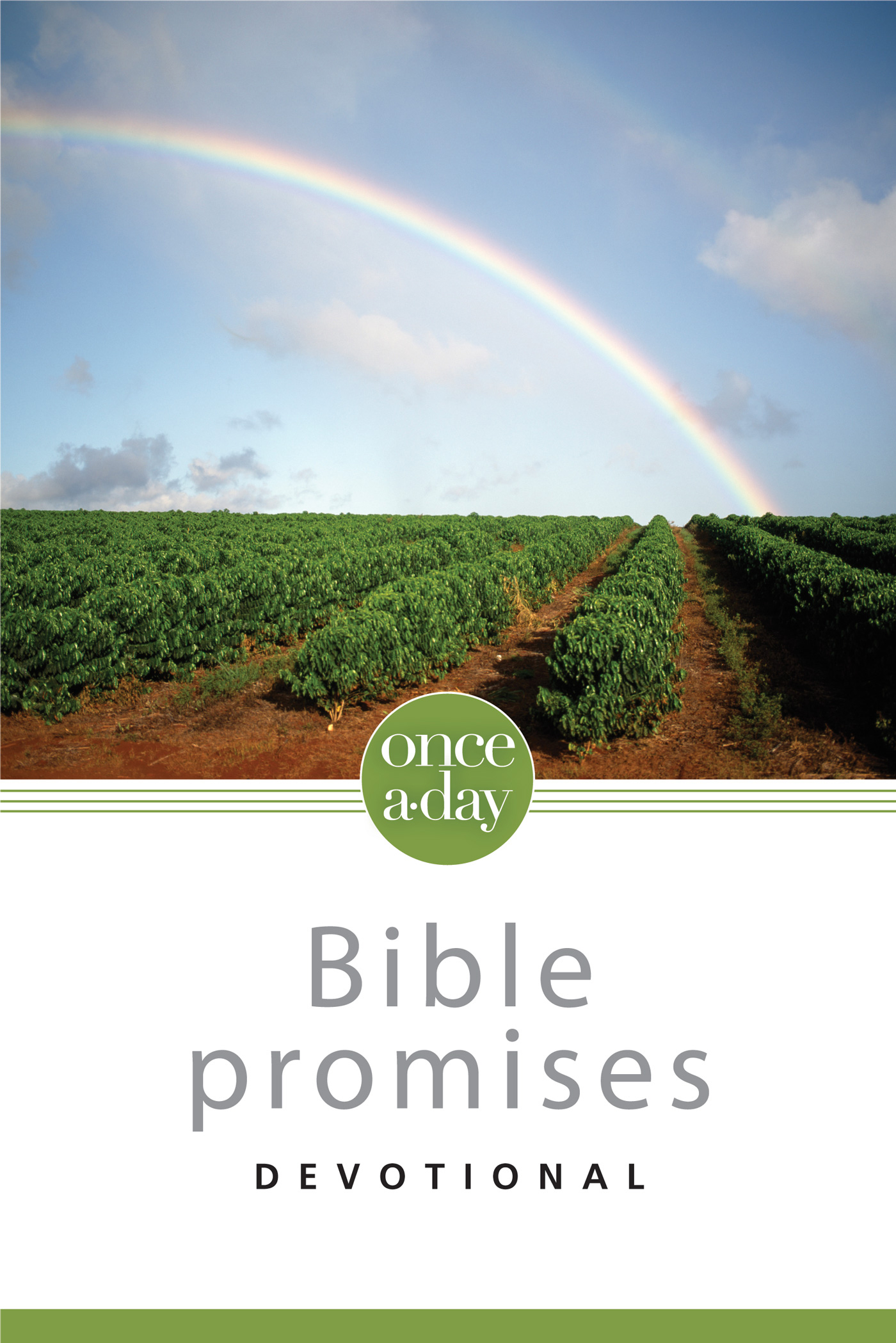 Once-A-Day Bible Promises Devotional By: Livingstone Corporation