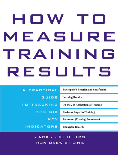 How to Measure Training Results : A Practical Guide to Tracking the Six Key Indicators: A Practical Guide to Tracking the Six Key Indicators