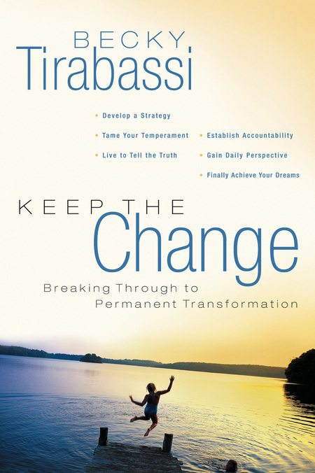 Keep the Change By: Becky Tirabassi