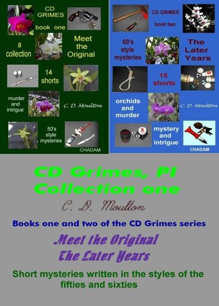 CD Grimes Mysteries Collection One