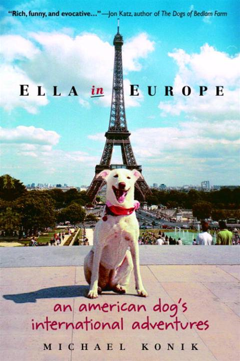 Ella in Europe By: Michael Konik