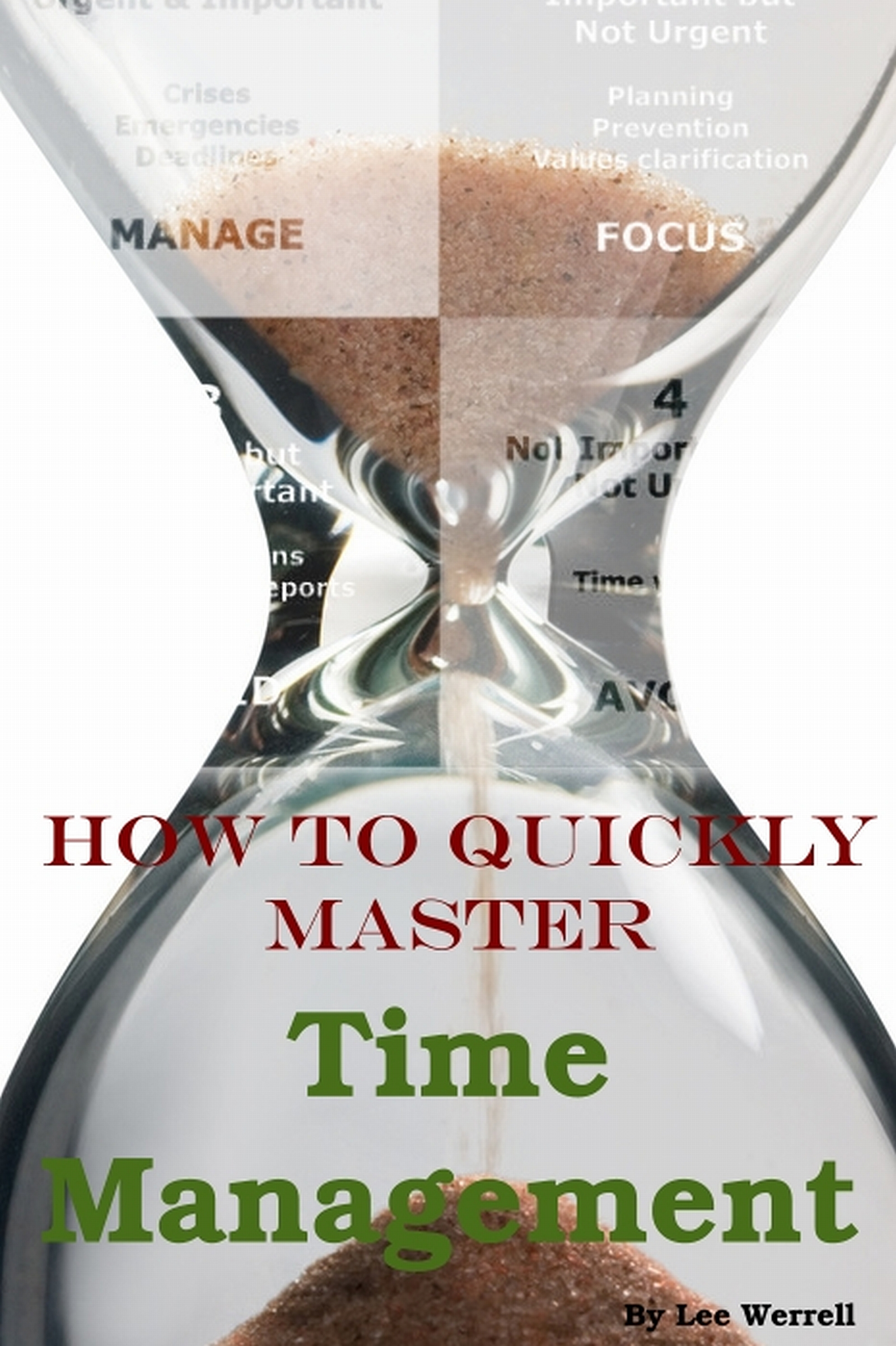 Lee Werrell - Quickly Master Time Management