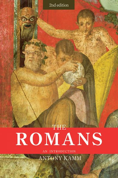 The Romans By: Antony Kamm