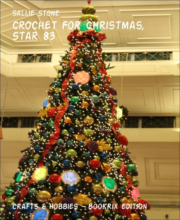 Crochet For Christmas, Star 83