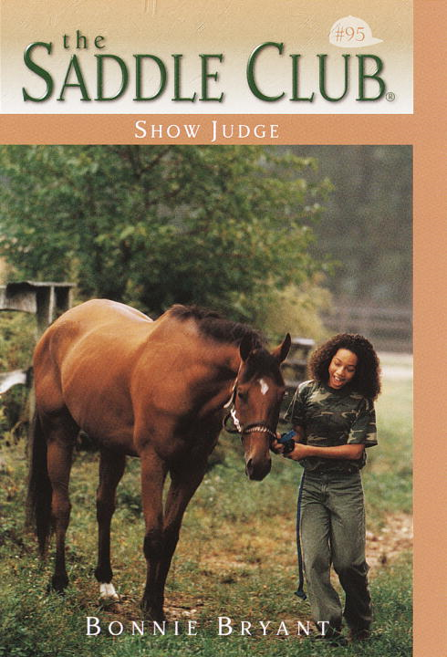 Show Judge By: Bonnie Bryant