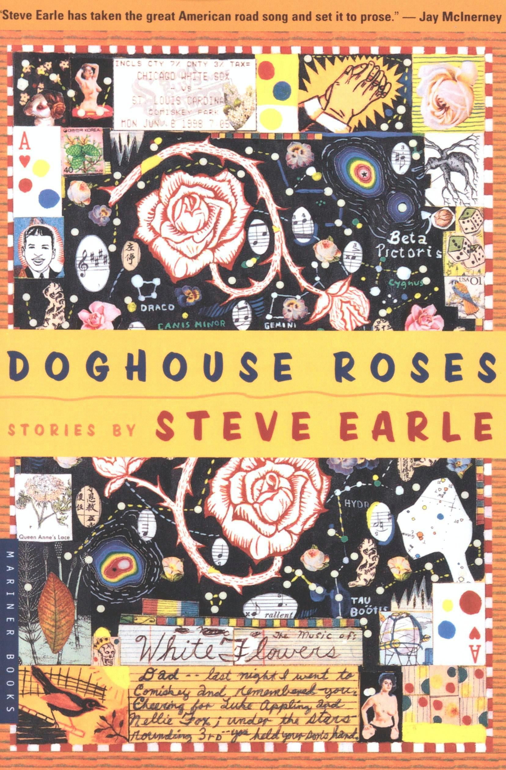 Doghouse Roses By: Steve Earle