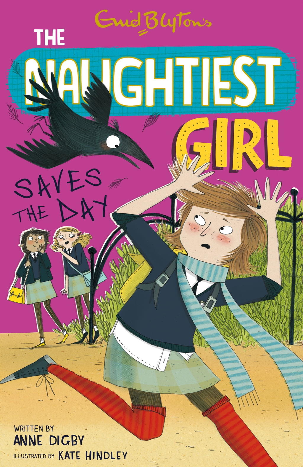 Naughtiest Girl 7: Naughtiest Girl Saves The Day