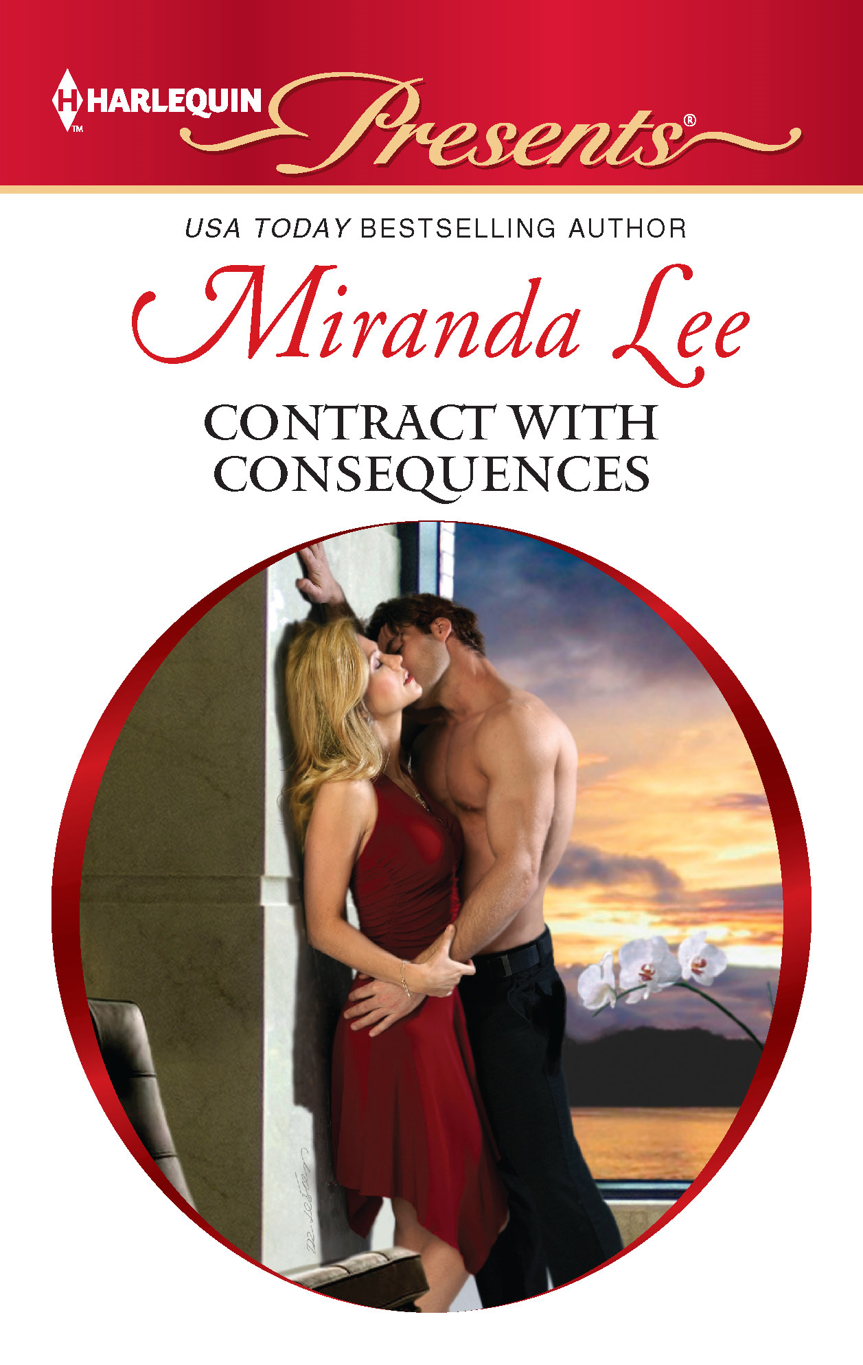 Contract with Consequences By: Miranda Lee