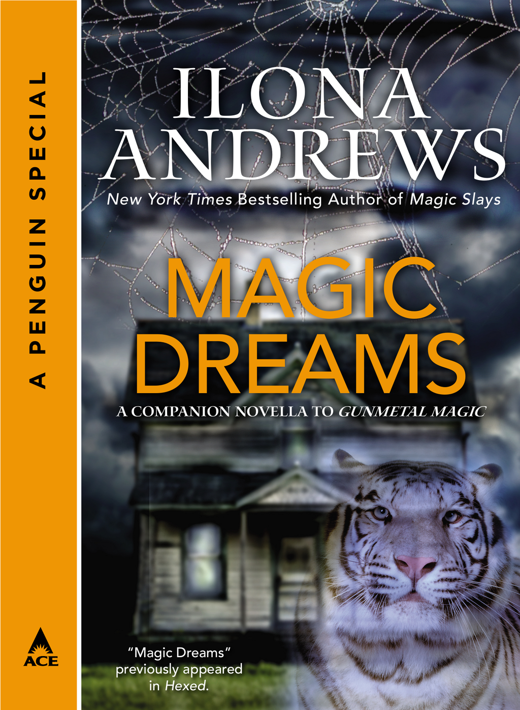 Magic Dreams By: Ilona Andrews