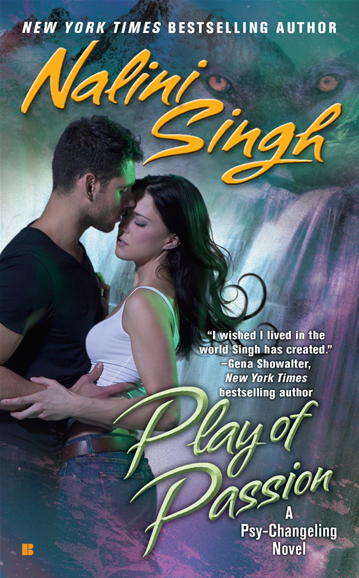 Play of Passion By: Nalini Singh