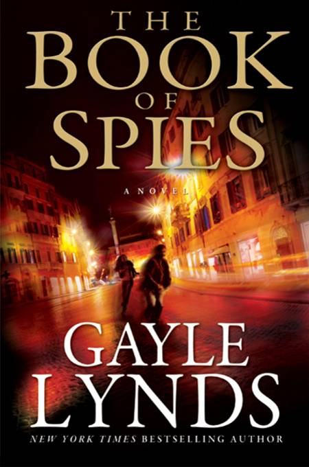 Cover Image: The Book of Spies