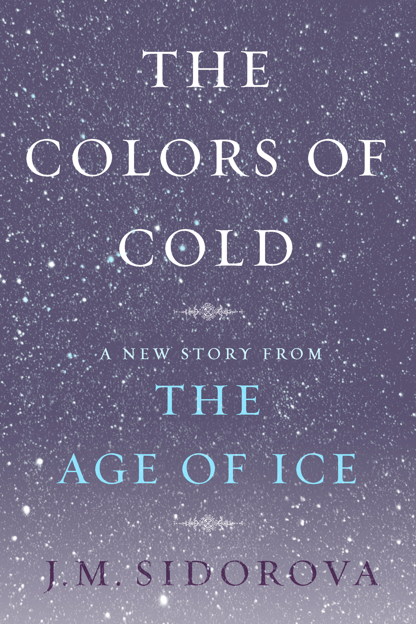 Free Book – The Colors of Cold (K/N/E)
