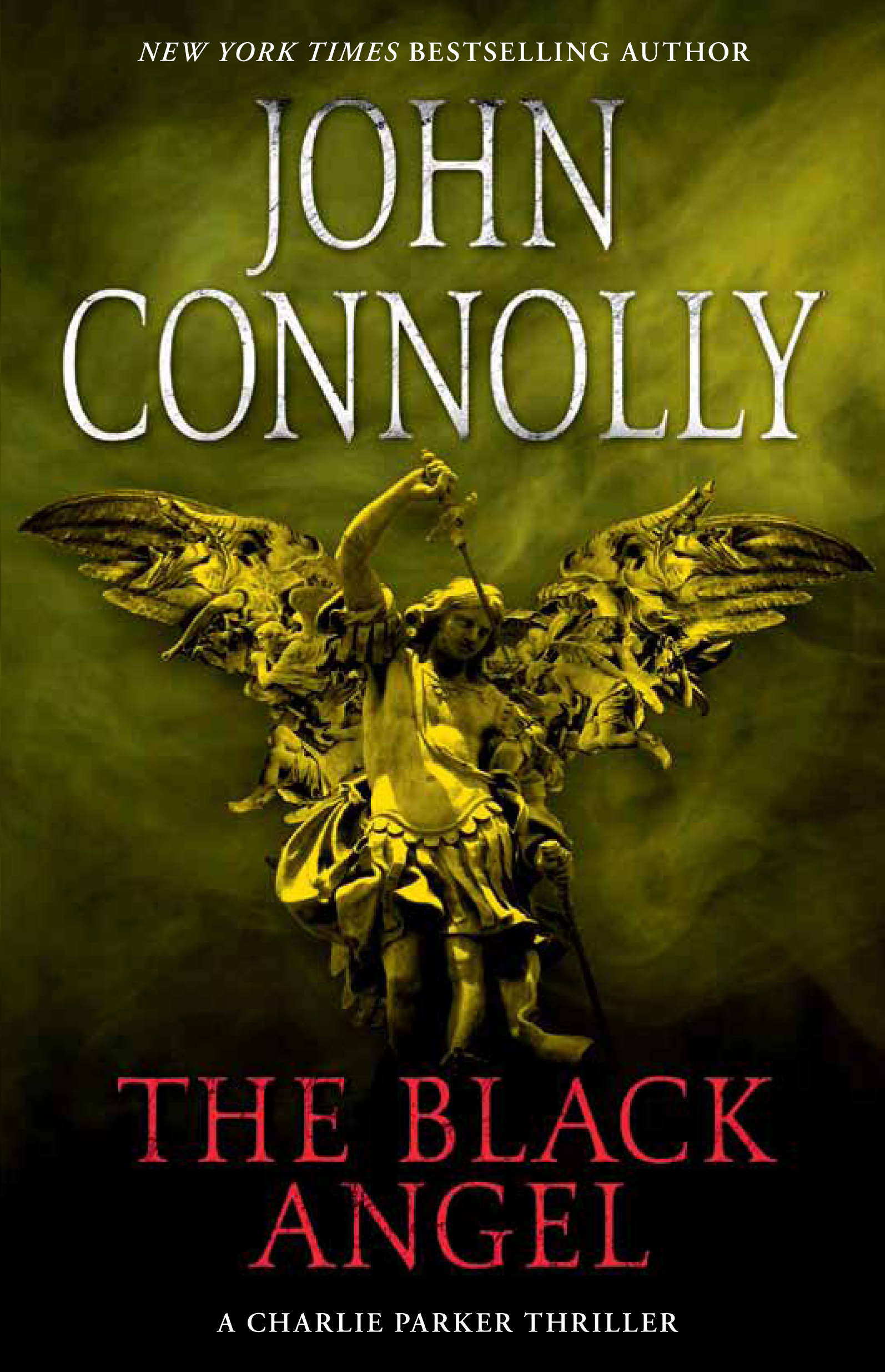 The Black Angel By: John Connolly