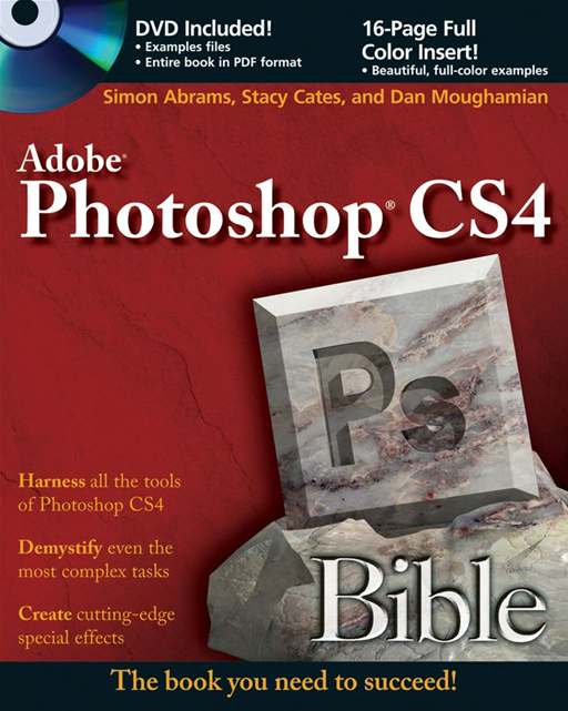 Photoshop CS4 Bible