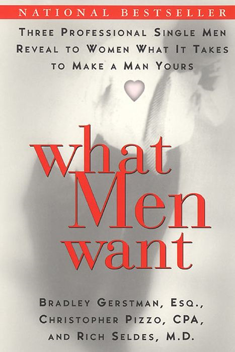 What Men Want By: Bradley Gerstman,Christopher Pizzo