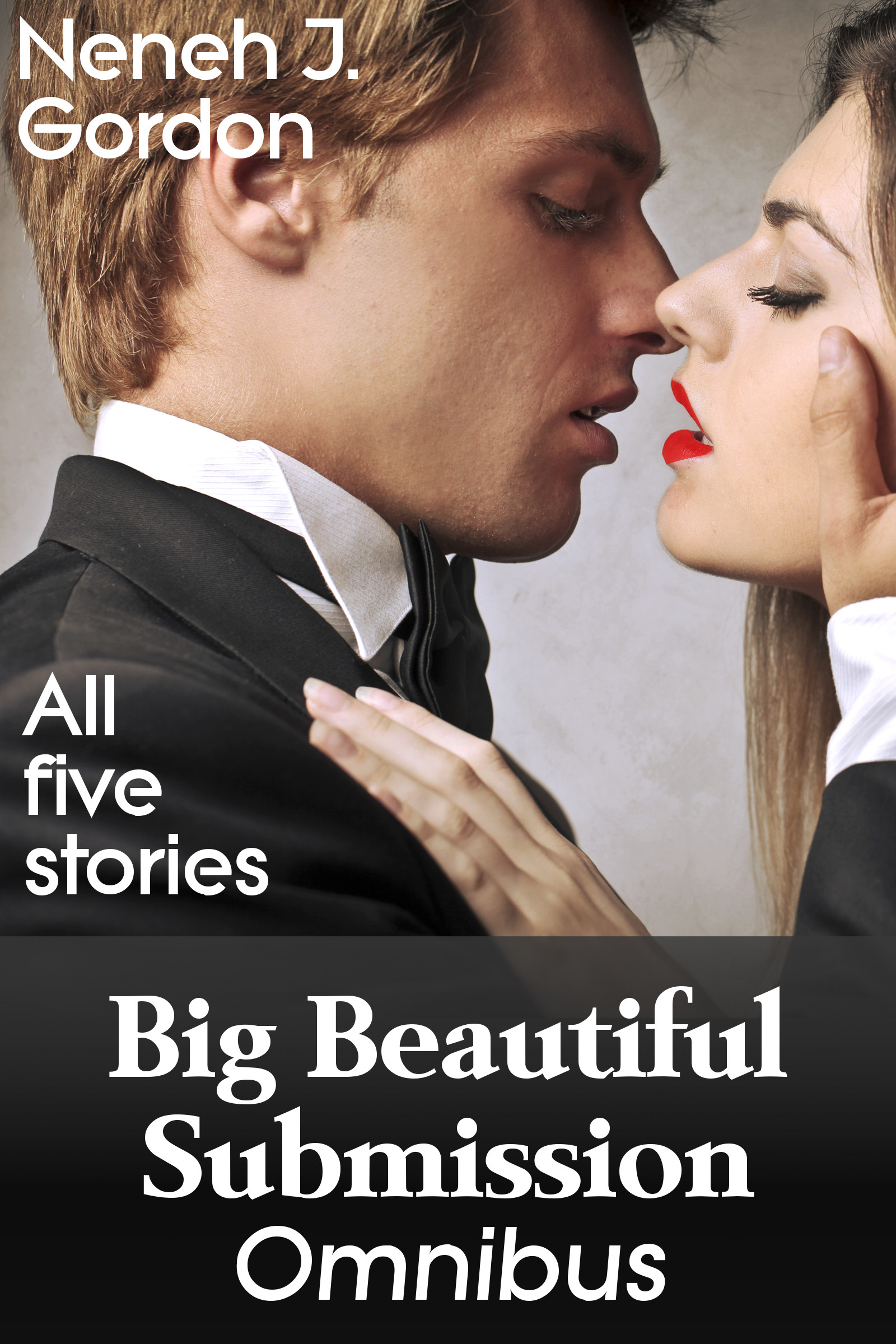 Big Beautiful Submission Omnibus (BBW BDSM erotic romance)