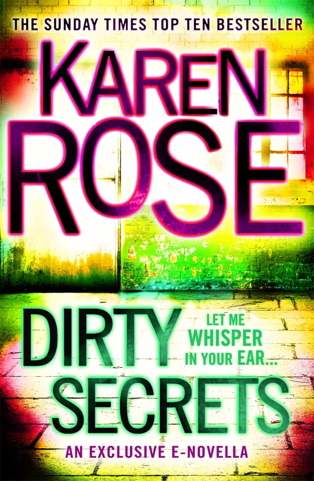 Dirty Secrets (A Karen Rose Novella)