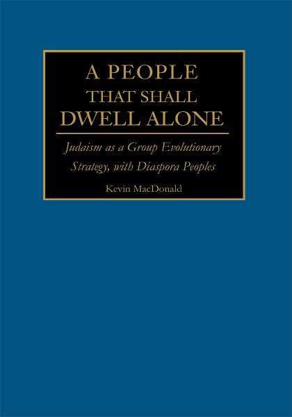 A People That Shall Dwell Alone By: Kevin MacDonald