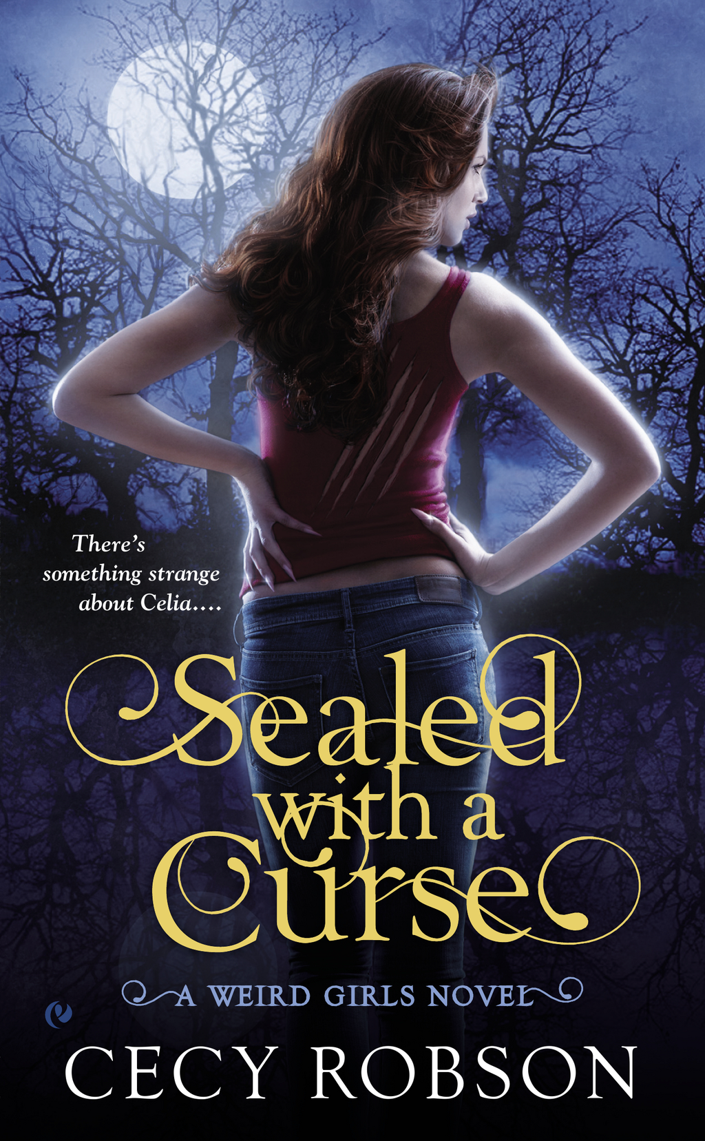 Sealed With a Curse By: Cecy Robson