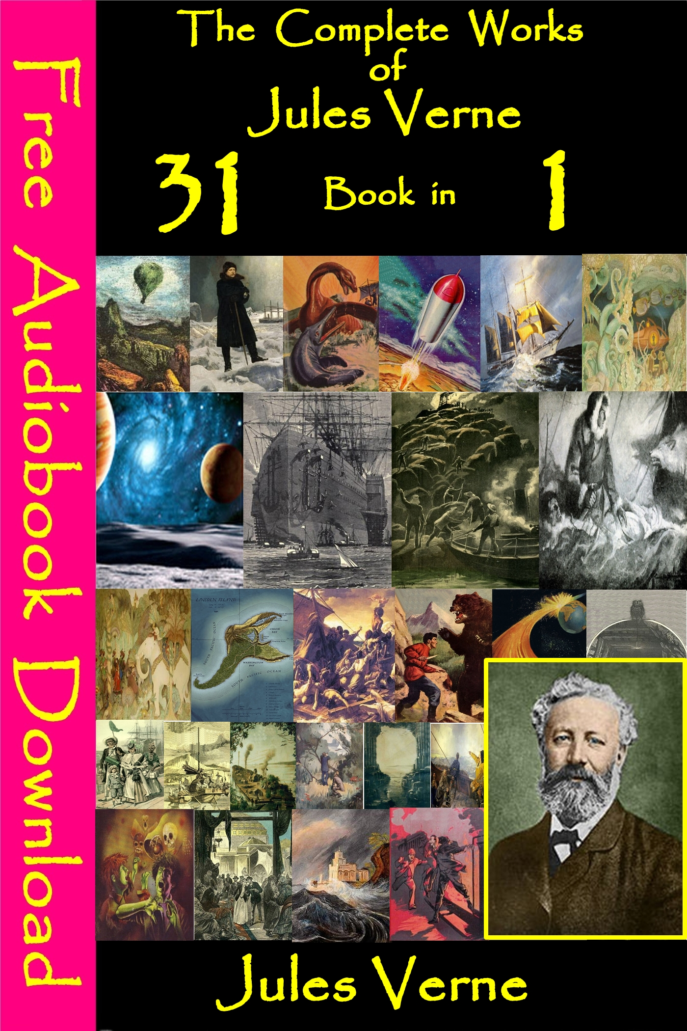 a study of the life and works of jules verne Jules verne in english: a reader's guide to the works of jules verne fredericksburg, va: the remarkable ocean world of jules verne: a study guide for twenty.