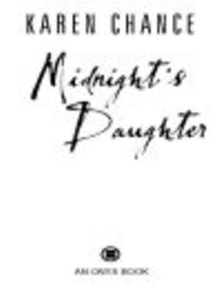 Midnight's Daughter By: Karen Chance