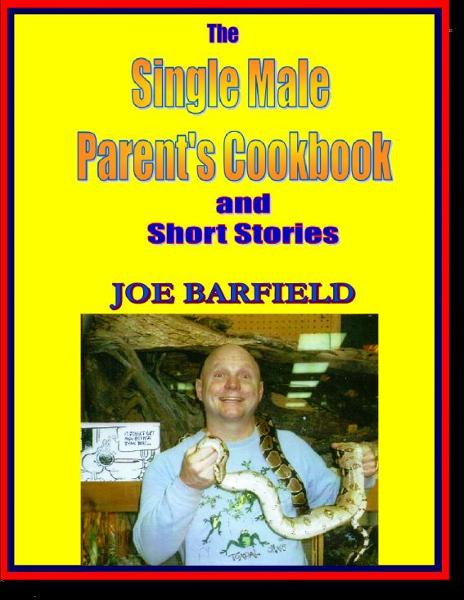 The Single Male Parents Cookbook and Short Stories