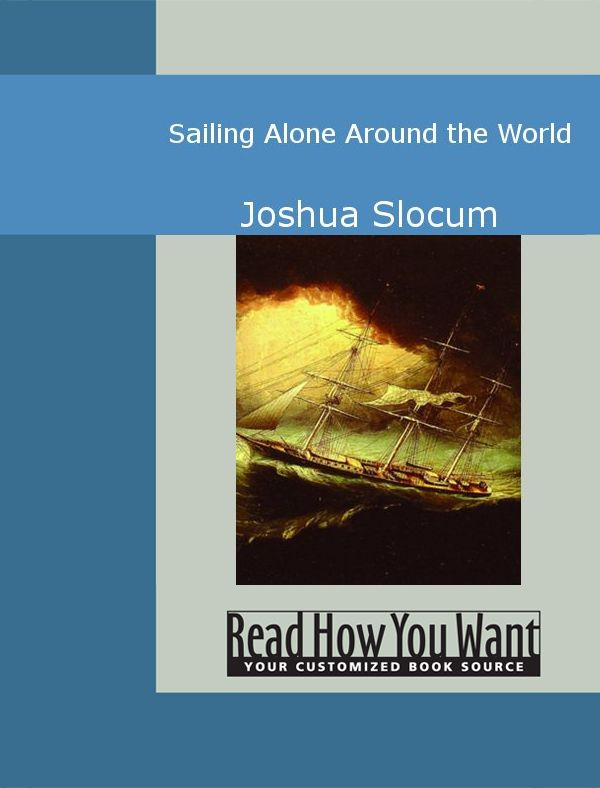 Sailing Alone: Around The World