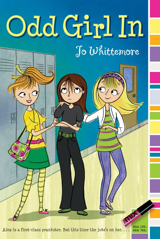 Odd Girl In By: Jo Whittemore