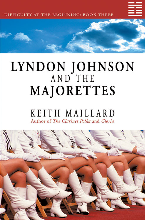 Lyndon Johnson and the Majorettes