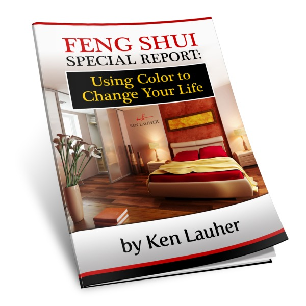 Feng Shui Colors: Using Color To Change Your Life