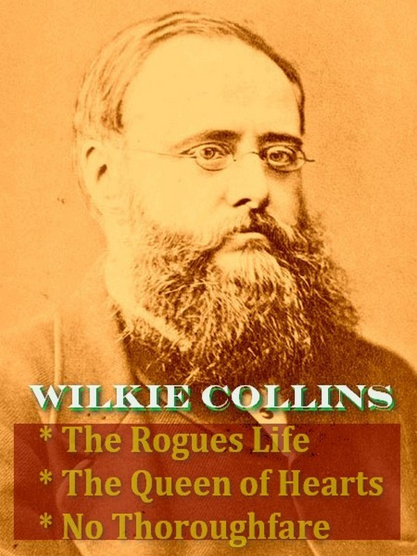 Three WILKIE COLLINS Classics