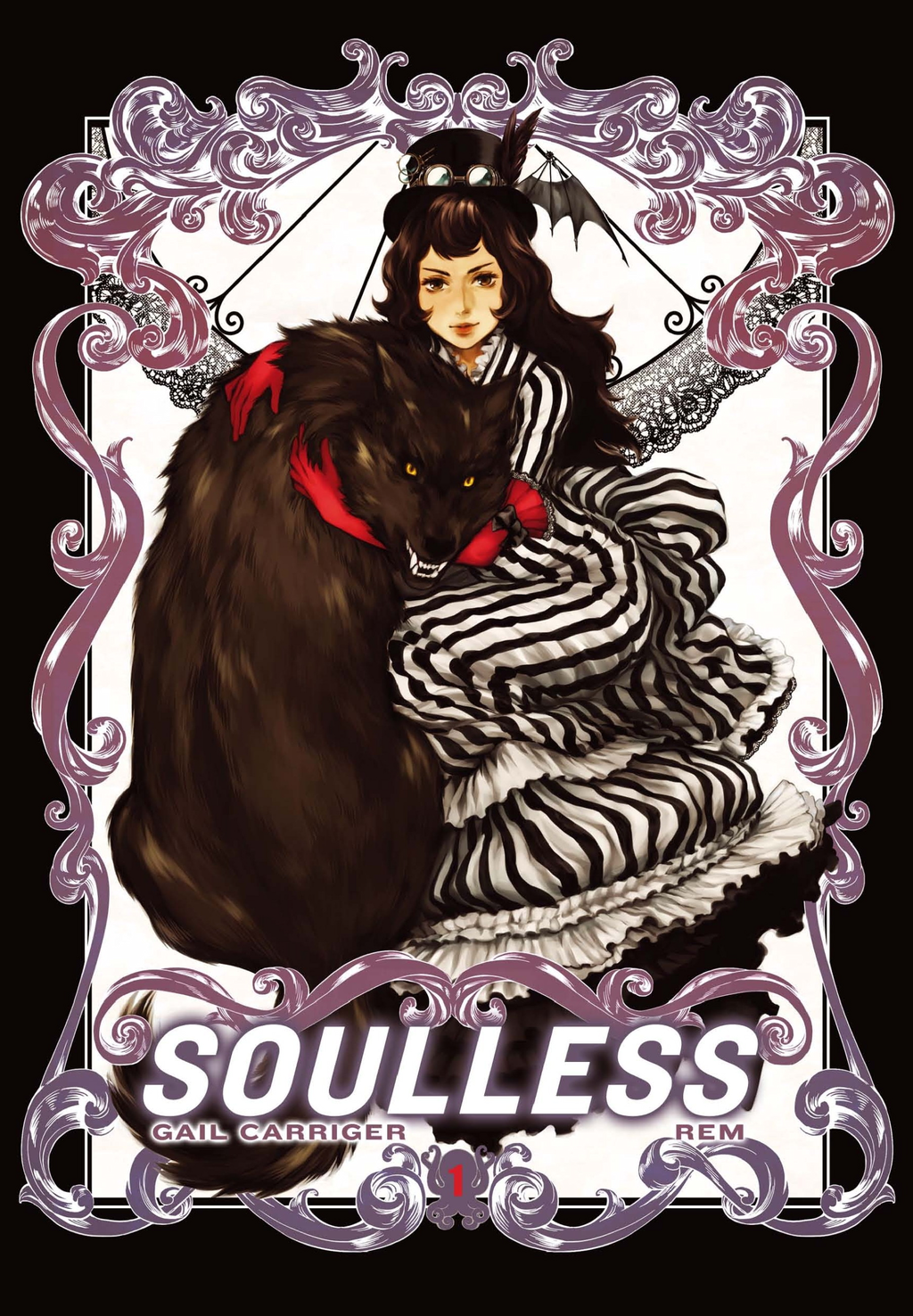 Soulless: The Manga Vol. 1