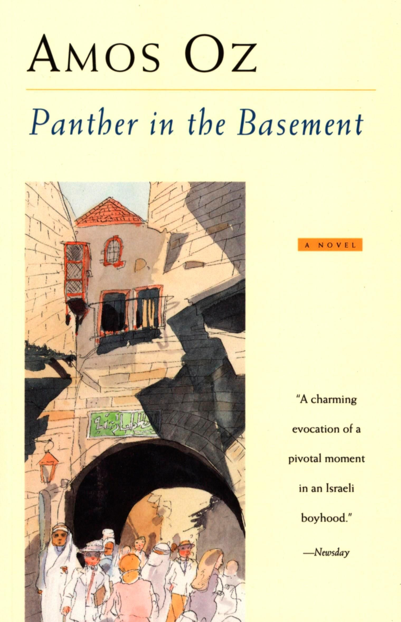 Panther in the Basement By: Amos Oz