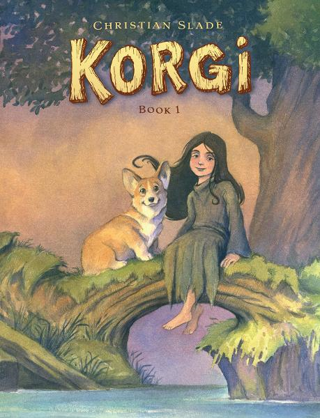Korgi Book 1: Sprouting Wings!