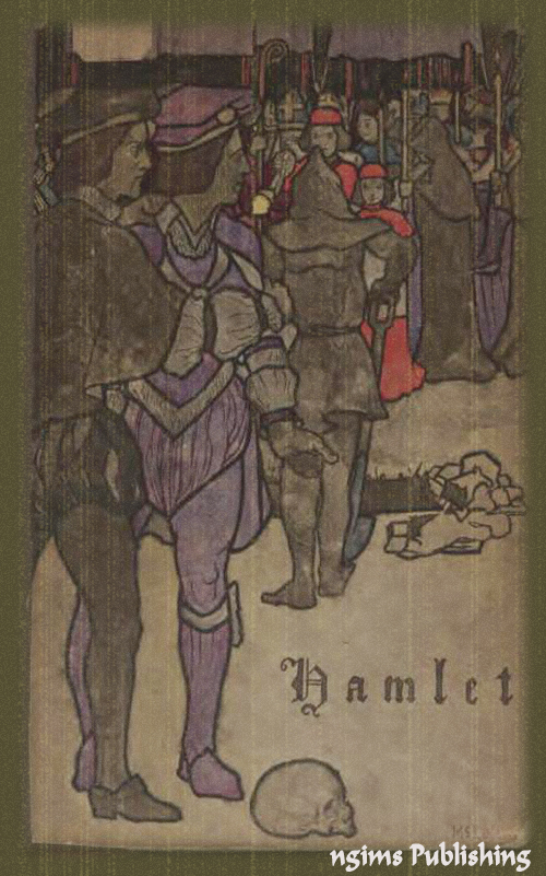 The Tragedy of Hamlet, Prince of Denmark (Illustrated + Audiobook Download Link + Active TOC)