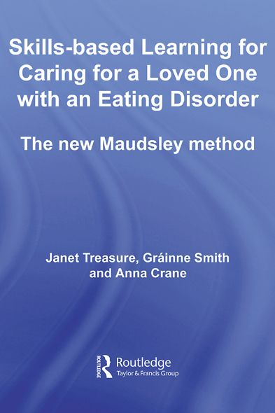 Skills-based learning for caring for a loved one with an eating disorder