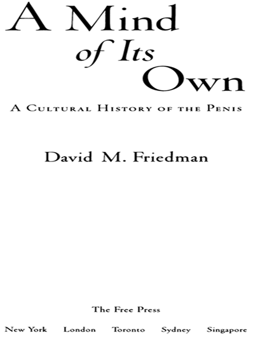 A Mind of Its Own By: David M. Friedman