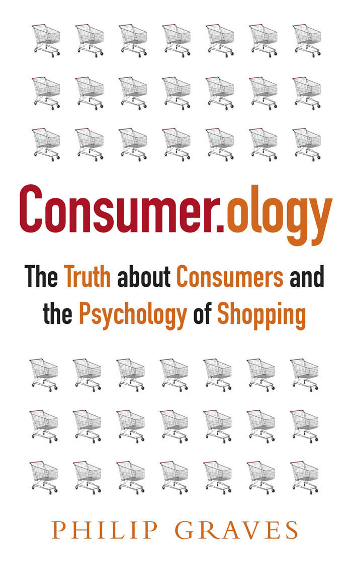 Consumerology PB By: Philip Graves