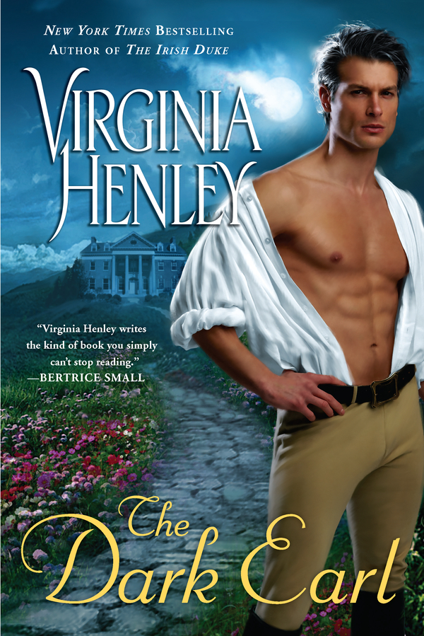 The Dark Earl By: Virginia Henley