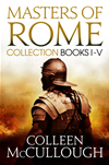 Masters Of Rome Collection Books I - Iv: