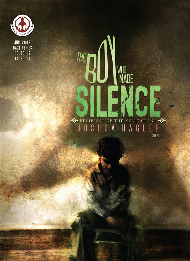 The Boy Who Made Silence #4