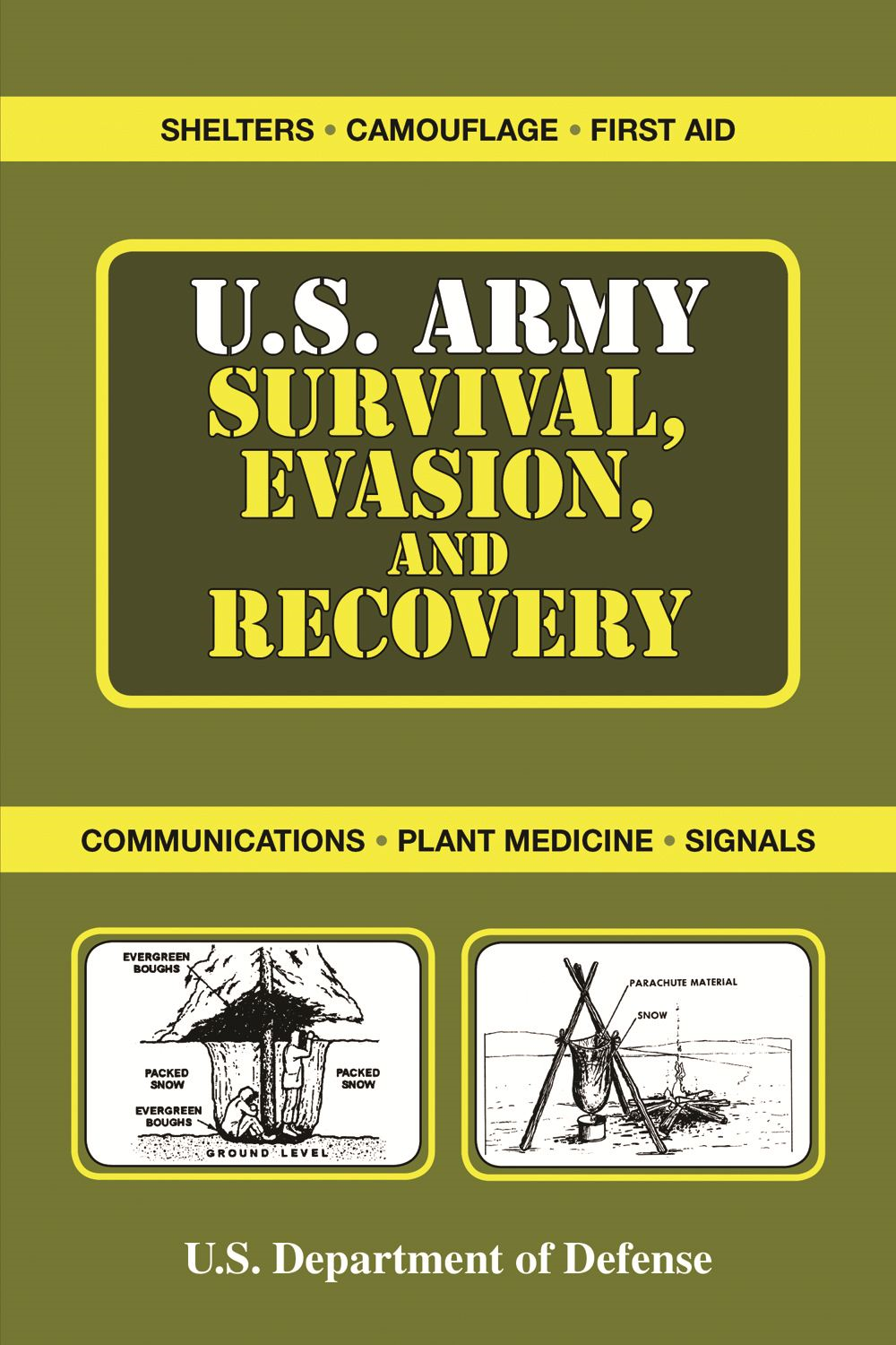 U.S. Army Survival Evasion and Recovery By: U.S. Department of Defense