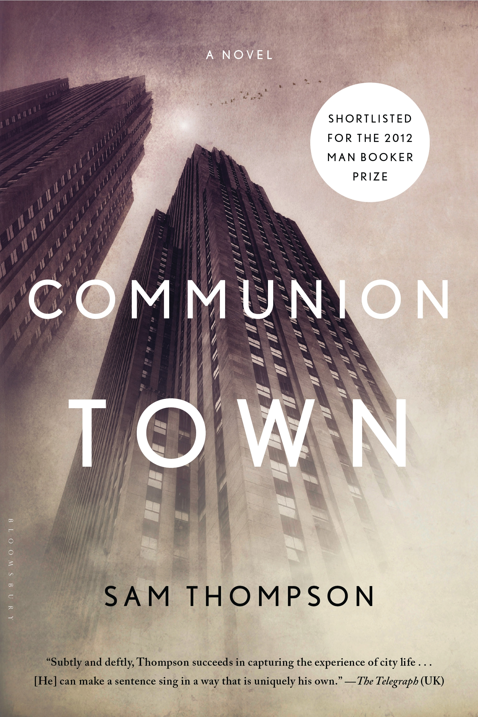 Book Cover: Communion Town: A Novel