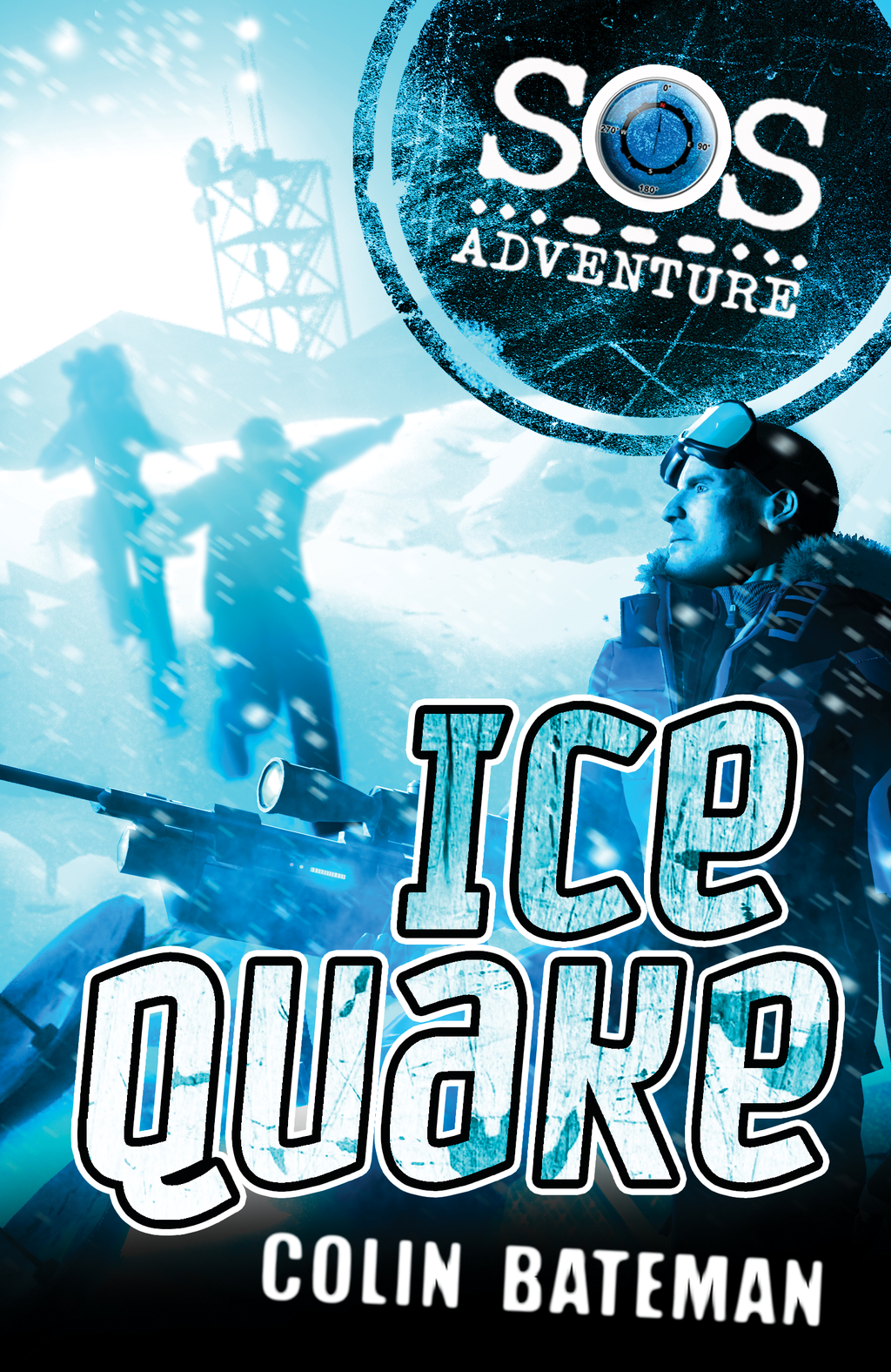 SOS Adventure: Ice Quake