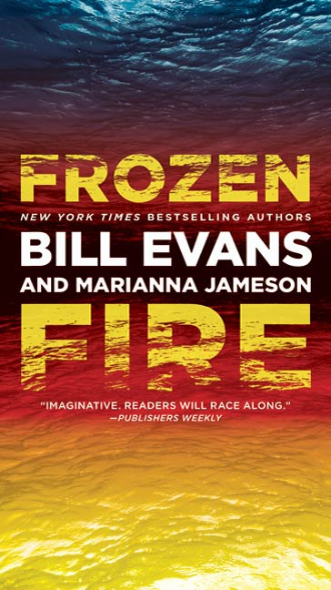 Frozen Fire By: Bill Evans,Marianna Jameson