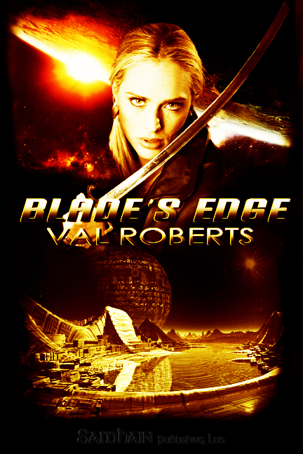 Blade's Edge By: Val Roberts