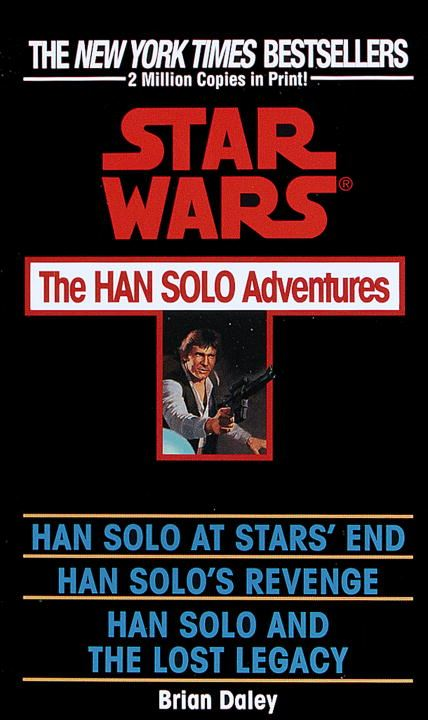 Cover Image: The Han Solo Adventures: Star Wars